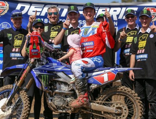 FERRIS MAKES IT A MX NATS THREEPEAT