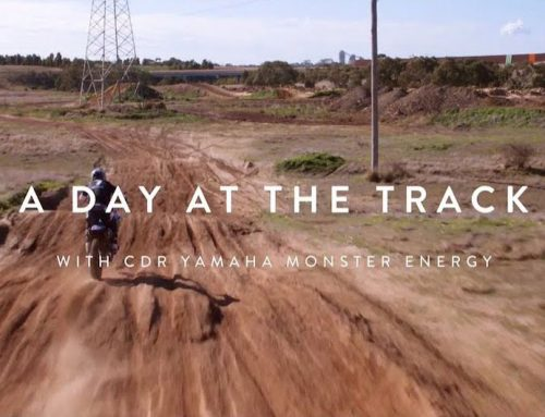 A day at the track with Kincrome and CDR Yamaha Monster Energy