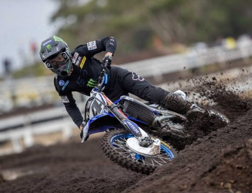 CLOUT CLAIMS MAIDEN MX1 ROUND VICTORY