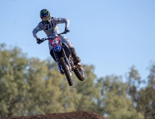 CLOUT IN TITANIC POINTS BATTLE FOR MX1 SUPREMACY